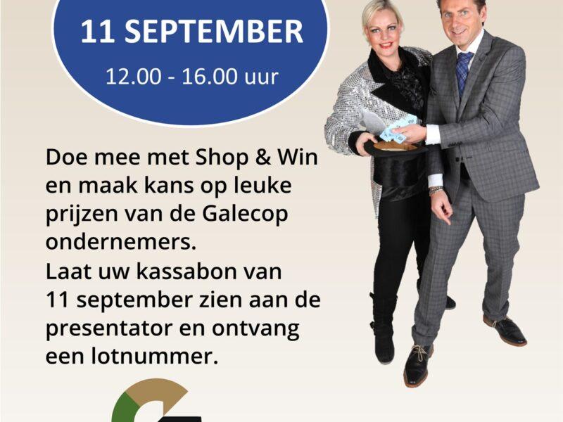 Shop & Win